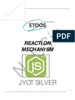 Jyot Reaction Mechanism Print