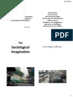 NOTES Sociological Imagination Presentation