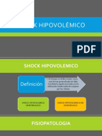 26.- Shock Hipovolémico