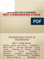Engineering Ethics 2nd unit
