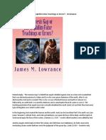 Bible Genesis Gap or the Nephilim False Teachings or Errors - At Amazon