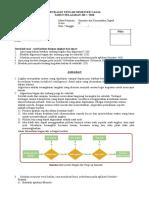 Soal Dan Jawab PTS Simulasi Dan Komunikasi Digital X