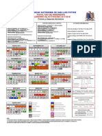 Calendario 2017-2018 FI