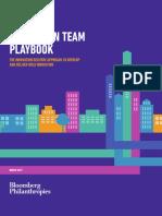Innovation Team Playbook 2015