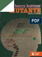 Mutante - Henry Kuttner