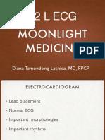 Topnotch ECG Interpretation for Moonlighters