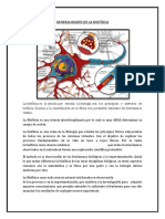 Generalidades de La Biofísica