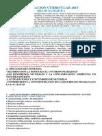 Diversificacion Curricular 2015