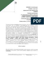 ACUERDO_CA_011_2017-1 La Comisión Anticorrupción del PAN inhabilitó por 3 años a Rafael Micalco