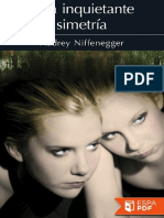 Una Inquietante Simetría - Audrey Niffenegger