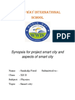 Synopsis for Smart City (1)