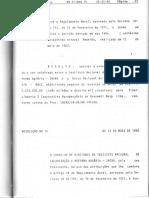 Resolução INCRA Nº 72_1980 - Desmembrar Lotes de 500ha