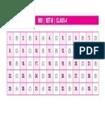 Imo Set-b Answer Keys Class-4