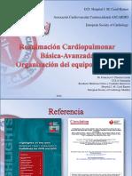Reanimación Cardio-Pulmonar