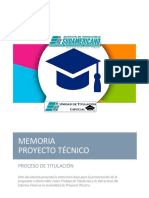 Memoria Proyecto Técnico