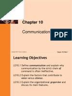 Johns Organisational  behaviour 10e Ppt Ch10