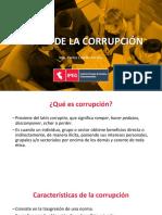 Teoría de la corrupción
