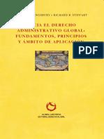 Hacia El Derecho Administrativo Global
