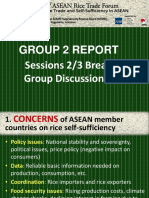 Group 2 Report