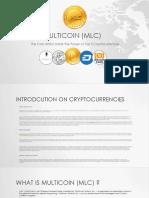 Multicoin Presentation Document