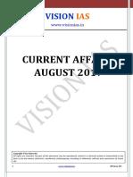 August 2017 Vision Ias