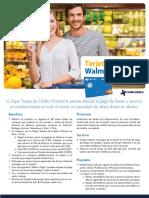 Folleto Informativo Web Tdc Walmart