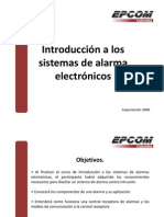 Sistemas de Alarmas Electronic As