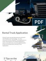 Quick Trucks
