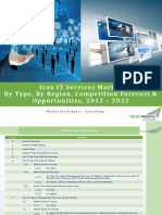 Iran IT Services Market Forecast and Opportunities, 2022_Brochure