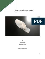The Icon Horn Loudspeaker