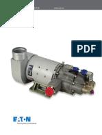 Airborne PUmp Motor