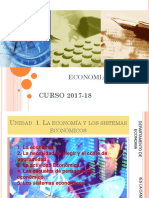 Unidad-1 La Economía Como Ciencia