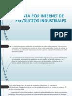 Venta Por Internet de Productos Industriales