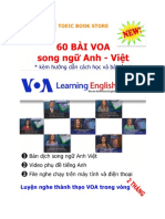 Voa Learning English (Demo Version)