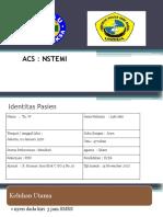 ACS NSTemi