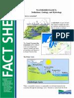 Watershed Basics