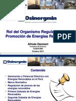 1. Energias Renovables - OSINERGIM