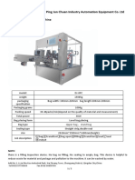 Automatic Packaging Machine DJ-8PC