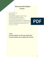 O Astronauta Sem Regime - Jo Soares.doc