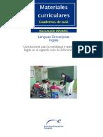 Curr Ingles Espanol Infant Il Pri Maria