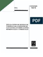 928-78 COVENIN GAS.pdf