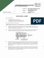 (2-2008) BQSM Registered Quantity Surveyors Official Stamp