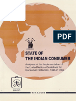 State of the Indian Consumer