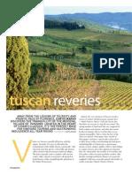 Tuscan Reveries