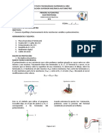 Práctica 4_protoboard -Potenciometro