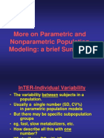 More_on_Parametric_and_Nonparametric_Population_Modeling.ppt