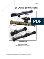 FM 3-23.25 - Shoulder-Launched Munitions