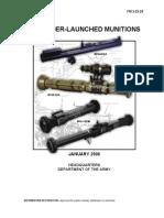 FM 3-23.25 - Shoulder-Launched Munitions