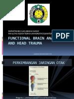 Functional Brain Anatomy and Head Trauma