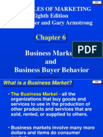 Business Mkts Behaviour